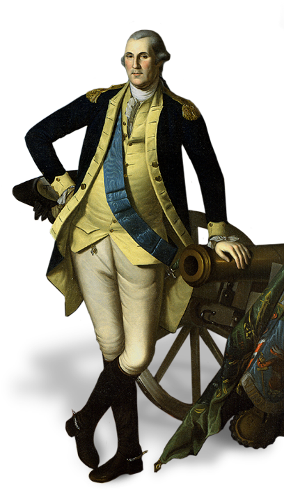 George Washington from the Mount Vernon website