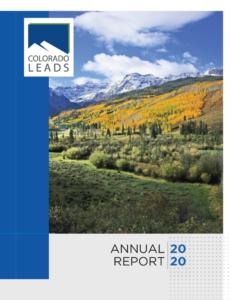 Colorado Leads 2020 Annual Report