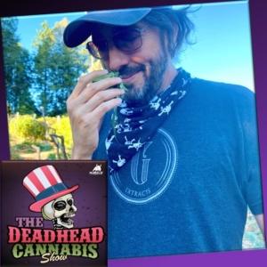 Deadhead Cannabis Show Artwork, episode #0094