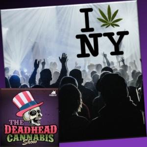 Deadhead Cannabis Show Artwork, episode #0097