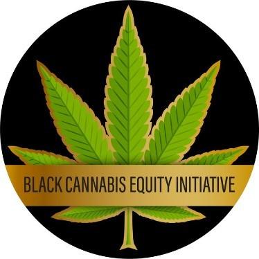 Black Cannabis Equity Initiative Logo