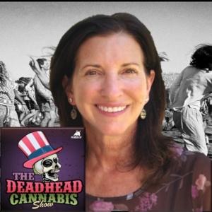 Artwork for Deadhead Cannabis Show episode 0102: Andy Greenberg | Society Jane